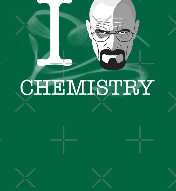 I Walt Chemistry by shirtoid