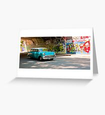 Time Travel Greeting Card