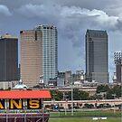 Panorama shot of Tampa, Florida by Edvin  Milkunic