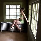 Pin Up in abandonments - Model Hashly Rose by DariaGrippo