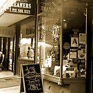 Amy's Bread Shop by Bernadette Claffey