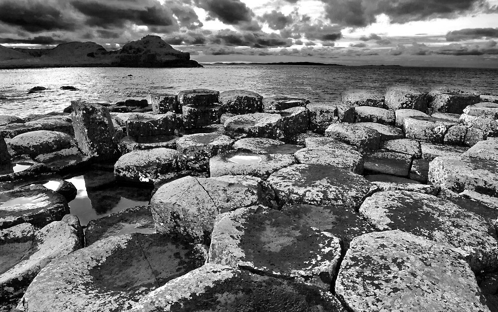 Giants Causeway - Co. Antrim, Northern Ireland. by PMcGivern
