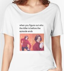 All figured out! Women's Relaxed Fit T-Shirt