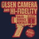 Olsen Camera by superiorgraphix