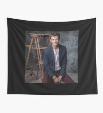 GRANT GUSTIN 2015 | The Flash Wall Tapestry