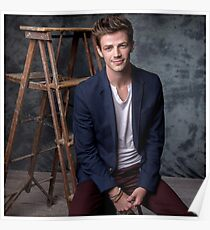 GRANT GUSTIN 2015   The Flash Poster