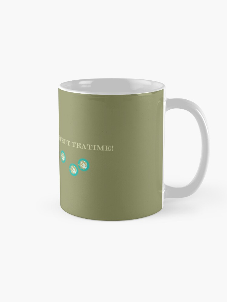 Alternate view of Perfect Tea Time - Claude Mug