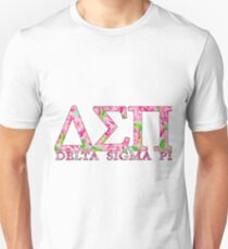 Delta Sigma Pi Unisex T-Shirt