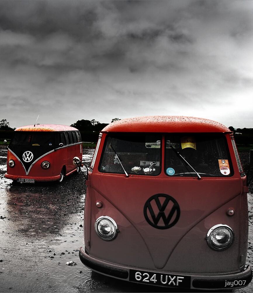 VW Show N Shine Split Screens by jay007
