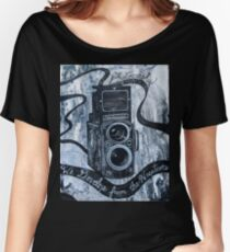 Like is like Photography  Women's Relaxed Fit T-Shirt