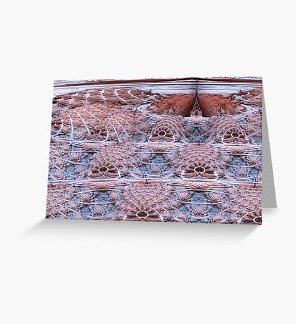 Valley of the Kings Greeting Card