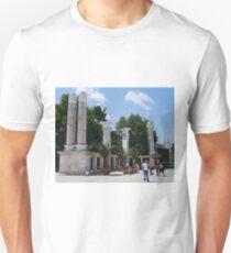 Roman ruins, Primorski Park, Varna, Bulgaria T-Shirt