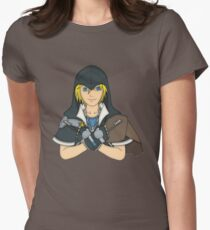 Hearts Assassin Women's Fitted T-Shirt