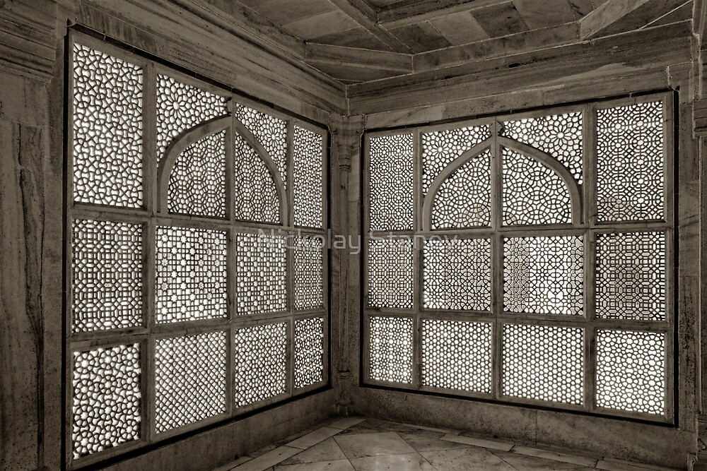 Mughal Architecture by Nickolay Stanev