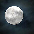 Full Moon! by Anthony Goldman