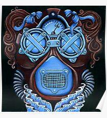 Steampunk Masquerade #1 Poster