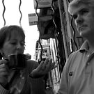 michael, I simply cant go back to Mudgee after seeing the south of France (and she didn't, not for long anyway). by geof