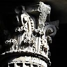 Corinthian Pillar Capital by Samantha Higgs