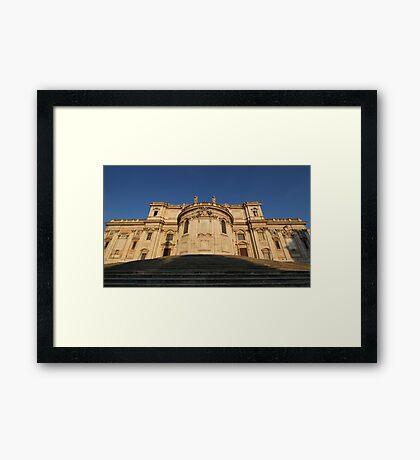 St. Maria Maggiore Framed Print