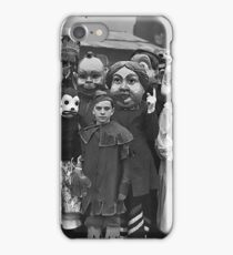 The Gathering on Hallow's Eve iPhone Case/Skin