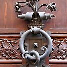 Ornate Handle by Samantha Higgs