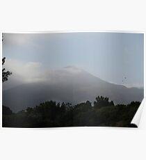 Mount Vesuvius Poster