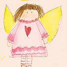 Raggedy Angel by robynfarrell