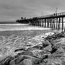 Oceanside Pier by Eddie Yerkish