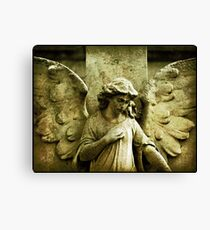 ~Winged and Weightless~ Canvas Print