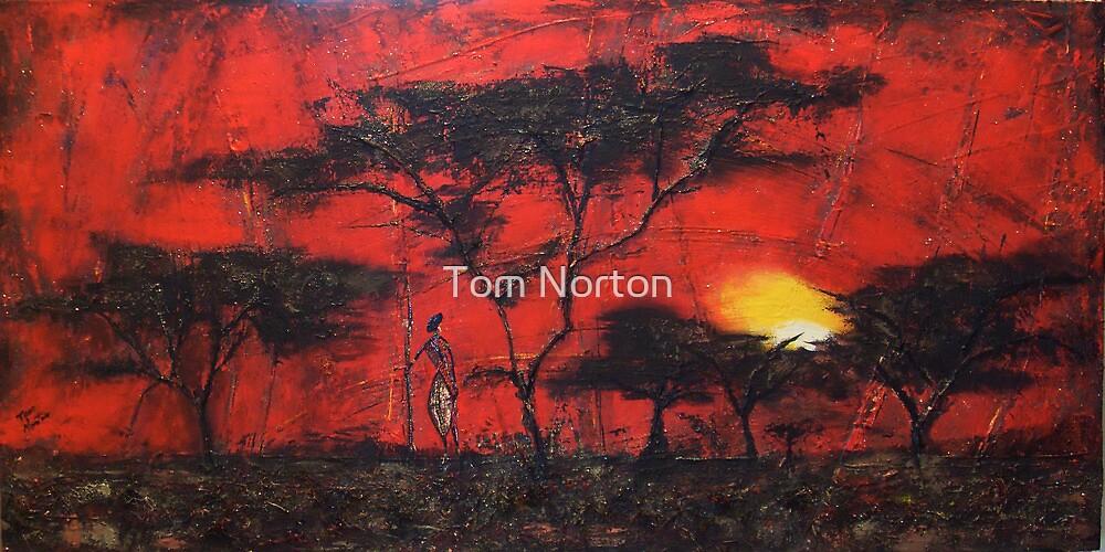 Maasailand by Tom Norton