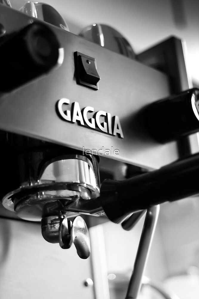 Gaggia by lendale