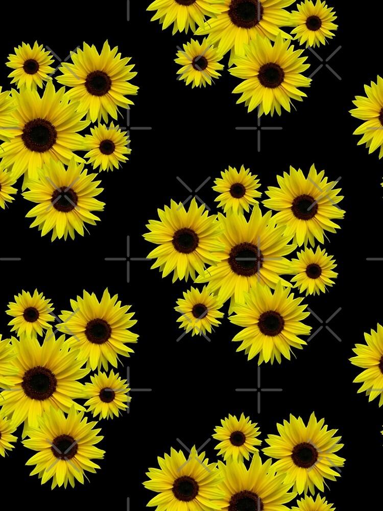 Sonnenblumenstrauß, Sonnenblumen, Blumen, Blüten von rhnaturestyles