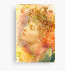 Midsummer's Bride Canvas Print