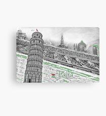 Italia Canvas Print