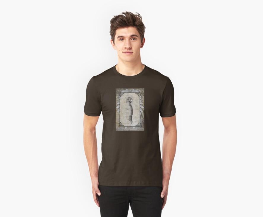 Death Shirt by Ash Sivils