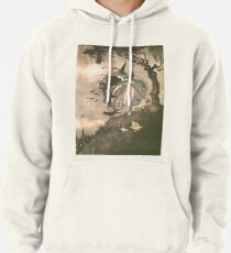 Grimm's fairy-tale witch Pullover Hoodie
