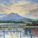 Snowdonia by Glenn Marshall