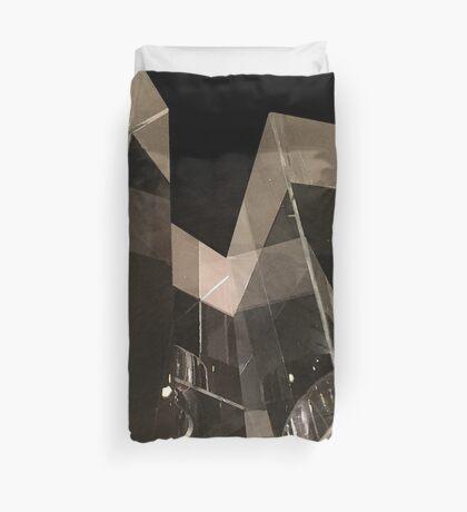 glass one Duvet Cover