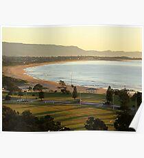 Sunrise - North Wollongong, NSW Poster