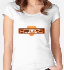 Borderlands Atlas Women's Fitted Scoop T-Shirt