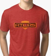 Borderlands Atlas Tri-blend T-Shirt