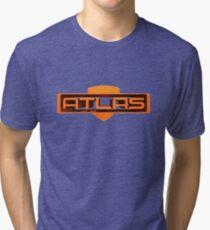 Borderlands Atlas Tri-blend T-Shirt