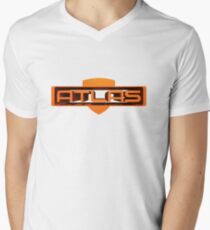 Borderlands Atlas Men's V-Neck T-Shirt