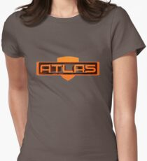Borderlands Atlas Womens Fitted T-Shirt