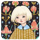 Flora - Print & Pattern by Emma Hampton