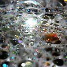 Bubble Kaleidoscopic  by Allison  Flores