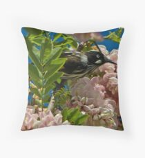 Spring Feast Throw Pillow