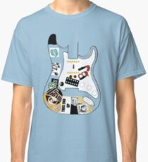 "Billie Joe Armstrong ""Blue"" Guitar - Any Colour  Classic T-Shirt"