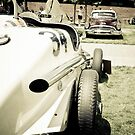 Vintage Racer by Joe McTamney