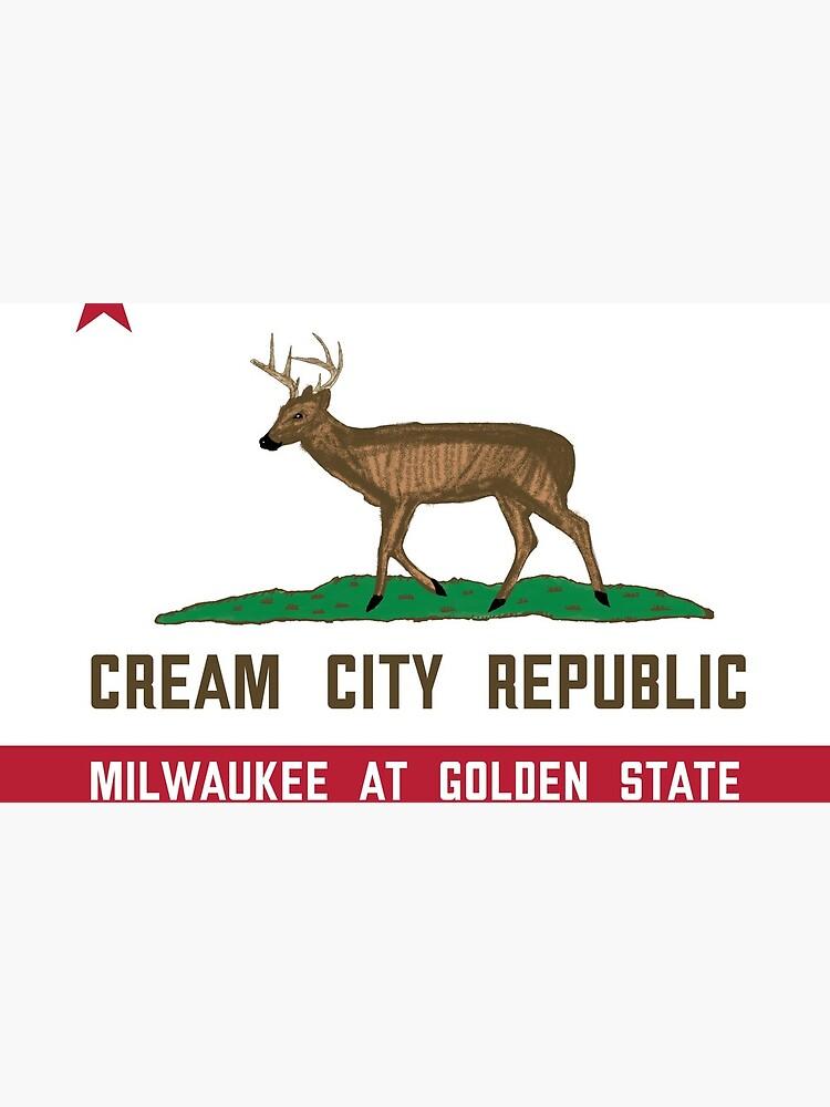 Cream City Republic by AJW3-Art